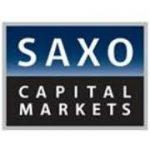 Saxo capital markets logo
